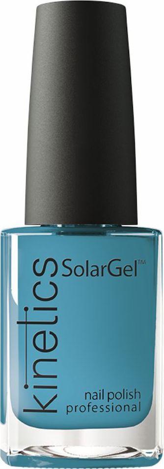 Kinetics Профессиональный лак SolarGel Polish, 15 мл, тон 387KNP387Новое поколение профессиональных гелевых лаков для ногтей, которые наносятся как обычный лак, а выглядят как гель. Ультрамодные и классические цвета поражают своей стойкостью и разнообразием оттенков. Стойкость до 10 дней, не требует специальной сушки в UV/LED лампе. Рекомендуется использовать с верхним покрытием SolarGel Top CoatКак ухаживать за ногтями: советы эксперта. Статья OZON Гид