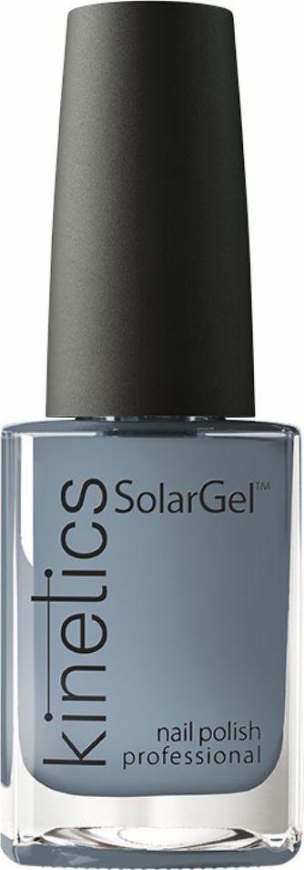 Kinetics Профессиональный лак SolarGel Polish, 15 мл, тон 388KNP388Новое поколение профессиональных гелевых лаков для ногтей, которые наносятся как обычный лак, а выглядят как гель. Ультрамодные и классические цвета поражают своей стойкостью и разнообразием оттенков. Стойкость до 10 дней, не требует специальной сушки в UV/LED лампе. Рекомендуется использовать с верхним покрытием SolarGel Top CoatКак ухаживать за ногтями: советы эксперта. Статья OZON Гид
