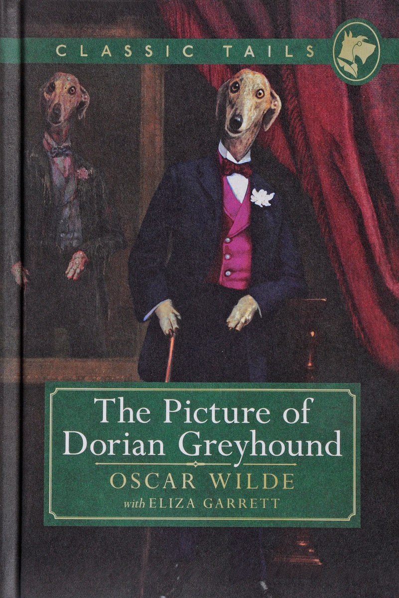 The Picture of Dorian Greyhound a portrait of the artist as a young man