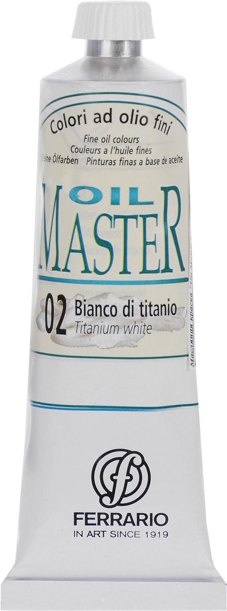 Ferrario Краска масляная Oil Master цвет №02 белила титановые AM0030CO002AM0030CO002Масло Oil Master итальянской компании Ferrario подходит как начинающим художникам, так и профессионалам. Краска изготавливается из светостойких пигментов мелкого помола. Благодаря тому, что некоторые натуральные пигменты были заменены на аналоги краски серии Oil Master стали более доступны по цене. Светостойкие краски отлично лессируются и хорошо смешиваются между собой. Краску можно разбавлять льняным маслом, терпентином или нефтяными разбавителями. В работе с красками используют кисти из щетины, синтетики и волоса колонка.