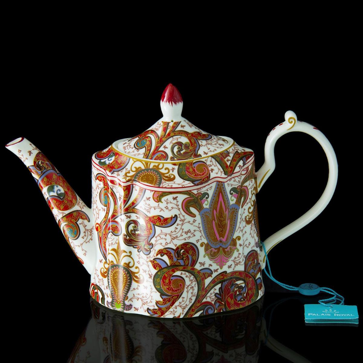 Чайник Lamart Роспись цветов, 1,3 л133210