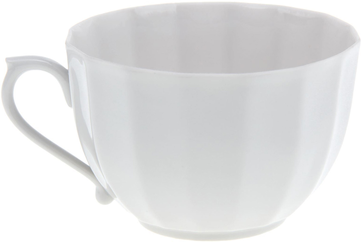 Чашка чайная Фарфор Вербилок, 200 мл. 13331901333190Чайная чашка Фарфор Вербилок способна скрасить любое чаепитие. Изделие выполнено извысококачественного фарфора. Посуда из такого материала позволяет сохранитьистинный вкус напитка, а также помогает ему дольше оставаться теплым. Диаметр по верхнему краю: 8,4 см. Высота чашки: 6 см.