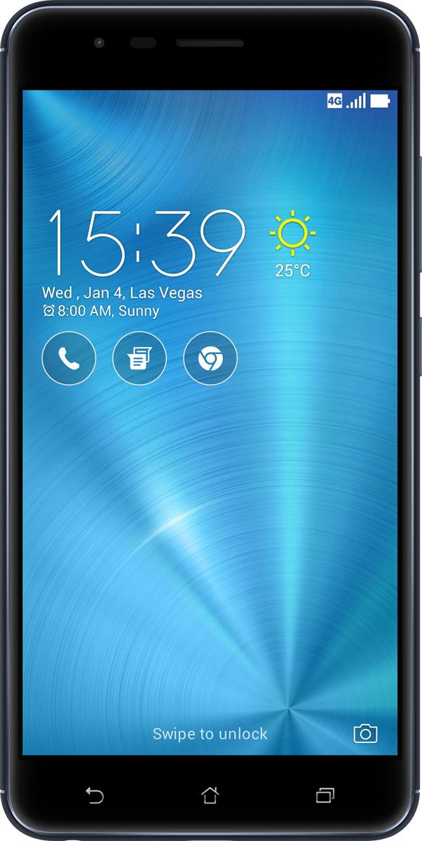 ASUS ZenFone 3 Zoom ZE553KL, Black zenfone 3 zoom ze553kl цена