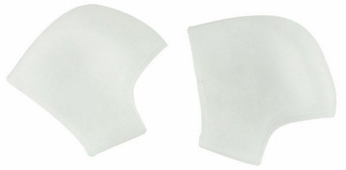 Ruges Чехлы на пятки силиконовые ХилспаZ-42Чехлы на пятки силиконовые Хилспа – бьюти аксессуар для ухода за кожей пяток: увлажняет и позволяет кремам и маскам дольше и интенсивнее воздействовать на кожу. Отлично помогает заботиться о пятках, уставших от каблуков! С Хилспа очень просто решать летние проблемы с пятками – открытая обувь, пыль, хождение босиком. Поэтому обязательно берите Чехлы с собой на отдых, на дачу и даже в турпоходы. Здоровее и красивее будете! Касается и мужчин и женщин в равной степени! Заботимся о себе! Размеры: 8 х 8 х 0,2 см;Вес: 65 г;Материал: силикон;Комплектация: чехлы 2 шт.Как ухаживать за ногтями: советы эксперта. Статья OZON Гид