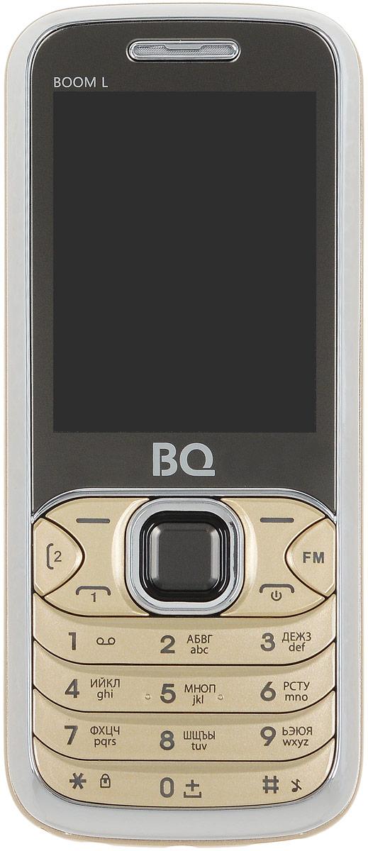 Zakazat.ru Мобильный телефон BQ 2427 Boom L, Gold
