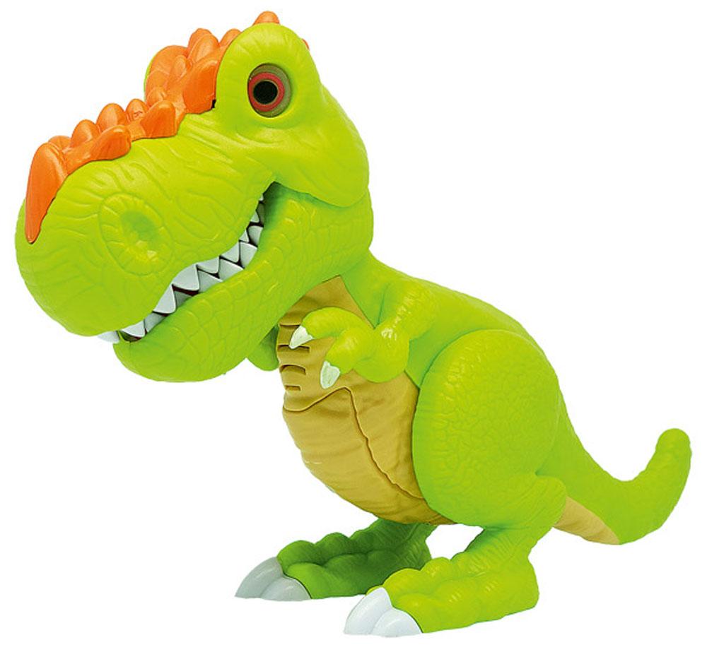 Junior Megasaur Фигурка функциональная Динозавр цвет салатовый - Фигурки