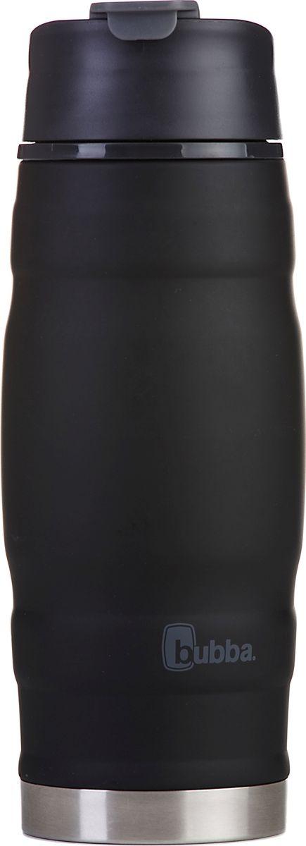 Термокружка Bubba Hero, цвет: черный, 350 мл