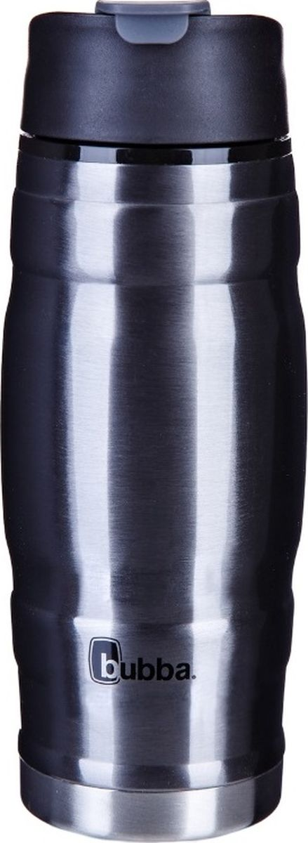 Термокружка Bubba Hero, цвет: стальной, 470 млbubba0749Герметичная термокружка Bubba Hero предназначена для персонального применения и идеально подходит для использования дома, на работе или в дороге.Термокружка сохраняет горячие напитки до 6 часов, холодные до 10 часов.Обеспечивает комфортное передвижение, в средних по длительности поездках и пеших прогулках.