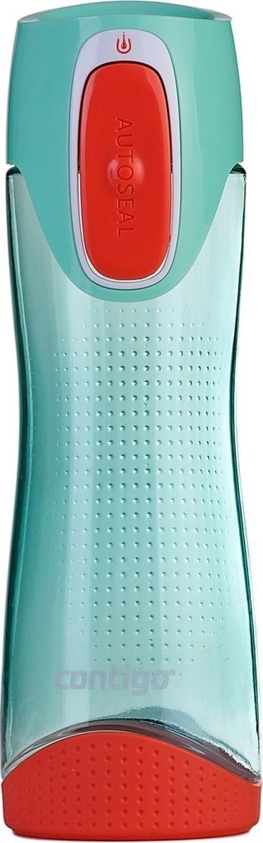 Бутылка для воды Contigo Swish, цвет: голубой, 550 млcontigo0617Бутылка для воды Contigo Swish обладает 100% герметичностью. Автоматическая блокировка во время питья между глотками.Материал, из которого изготовлена бутылка, не впитывает запахи, ударопрочен и долговечен. Бутылка имеет прорезиненное дно.Легко моется в посудомоечных машинах.