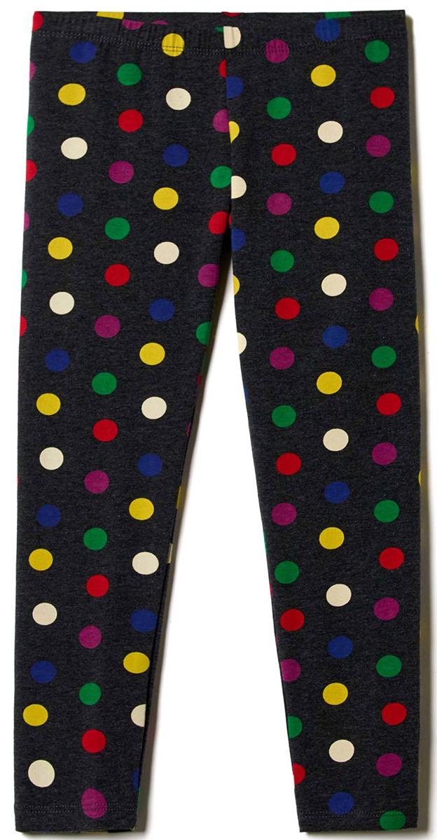 Леггинсы для девочки United Colors of Benetton, цвет: черный. 3DY5I0446_908. Размер 1603DY5I0446_908Леггинсы для девочки выполнены из качественного материала. Облегающая модель стандартной посадки дополнены эластичной резинкой на талии и оформлены оригинальным принтом.