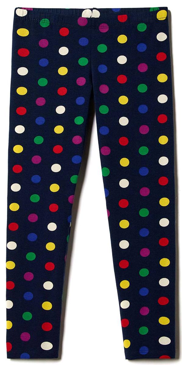 Леггинсы для девочки United Colors of Benetton, цвет: синий. 3DY5I0446_909. Размер 903DY5I0446_909Леггинсы для девочки выполнены из качественного материала. Облегающая модель стандартной посадки дополнены эластичной резинкой на талии и оформлены оригинальным принтом.