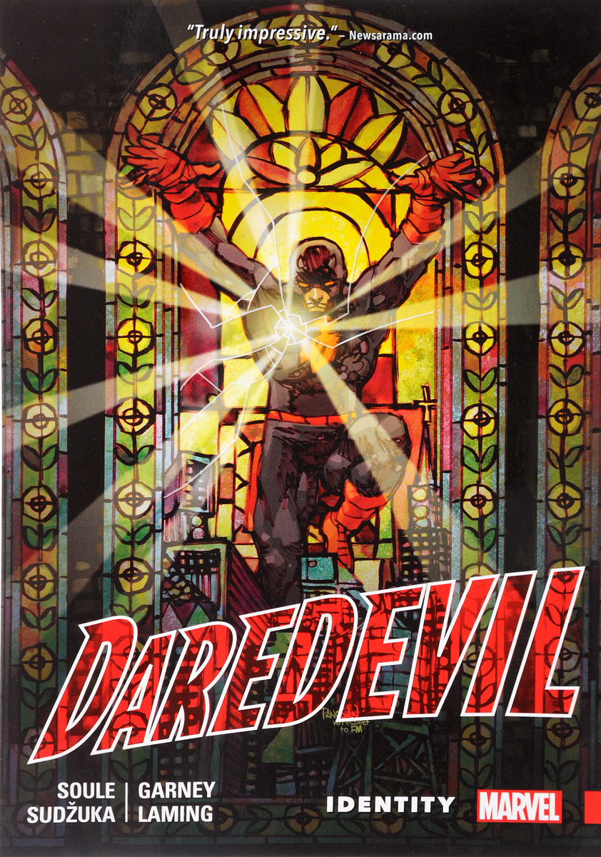 Daredevil: Back in Black Volume 4: Identity the salmon who dared to leap higher