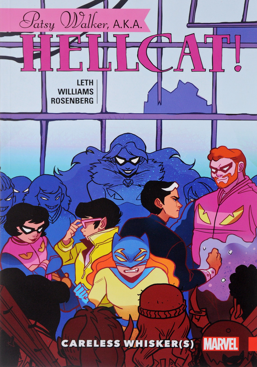 Patsy Walker, A.K.A. Hellcat! Volume 3: Careless Whisker(s) ladybug girl and the best ever