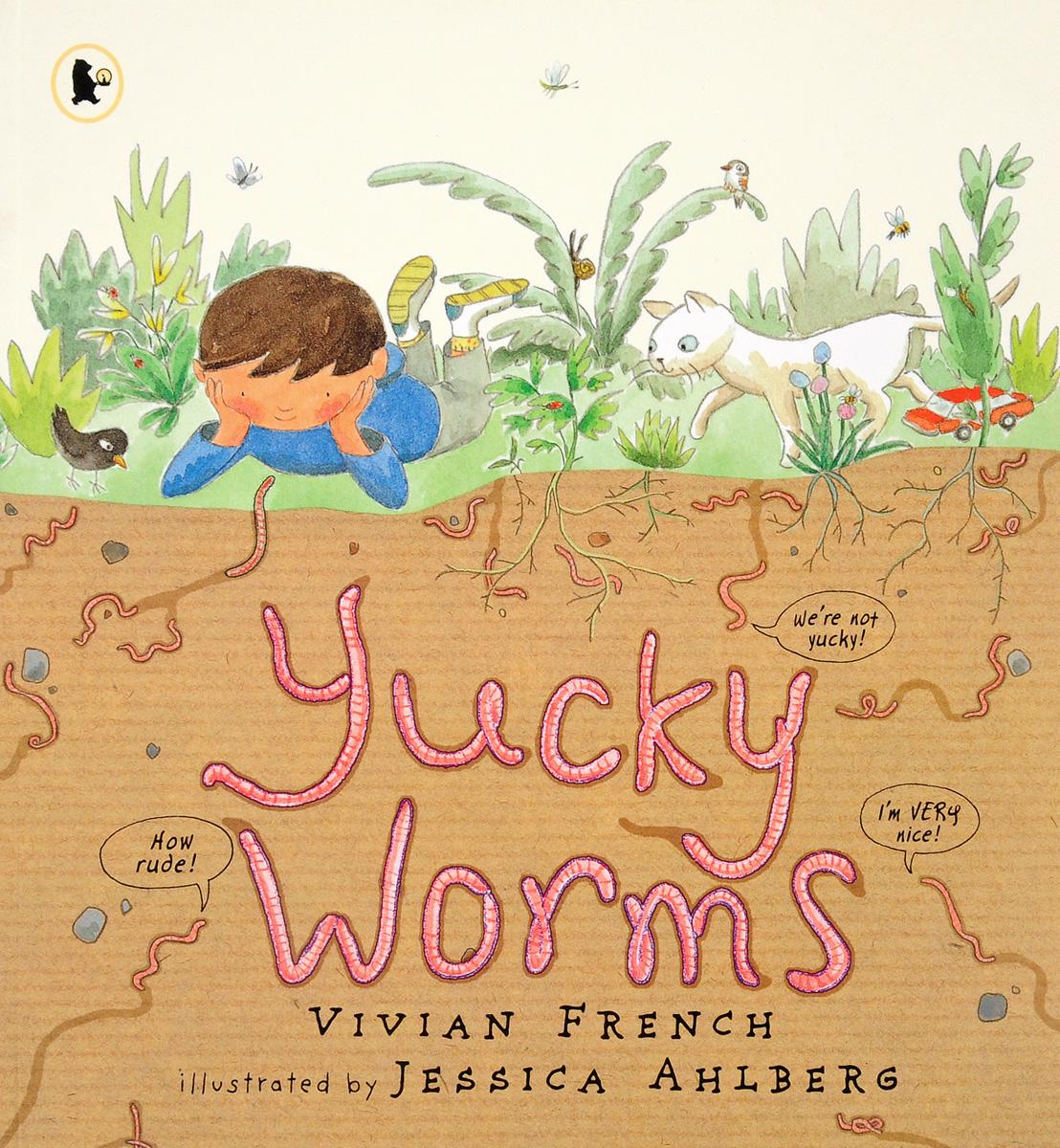 Yucky Worms,  - купить со скидкой