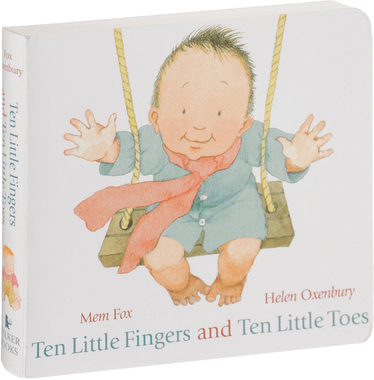 Фото Ten Little Fingers and Ten Little Toes
