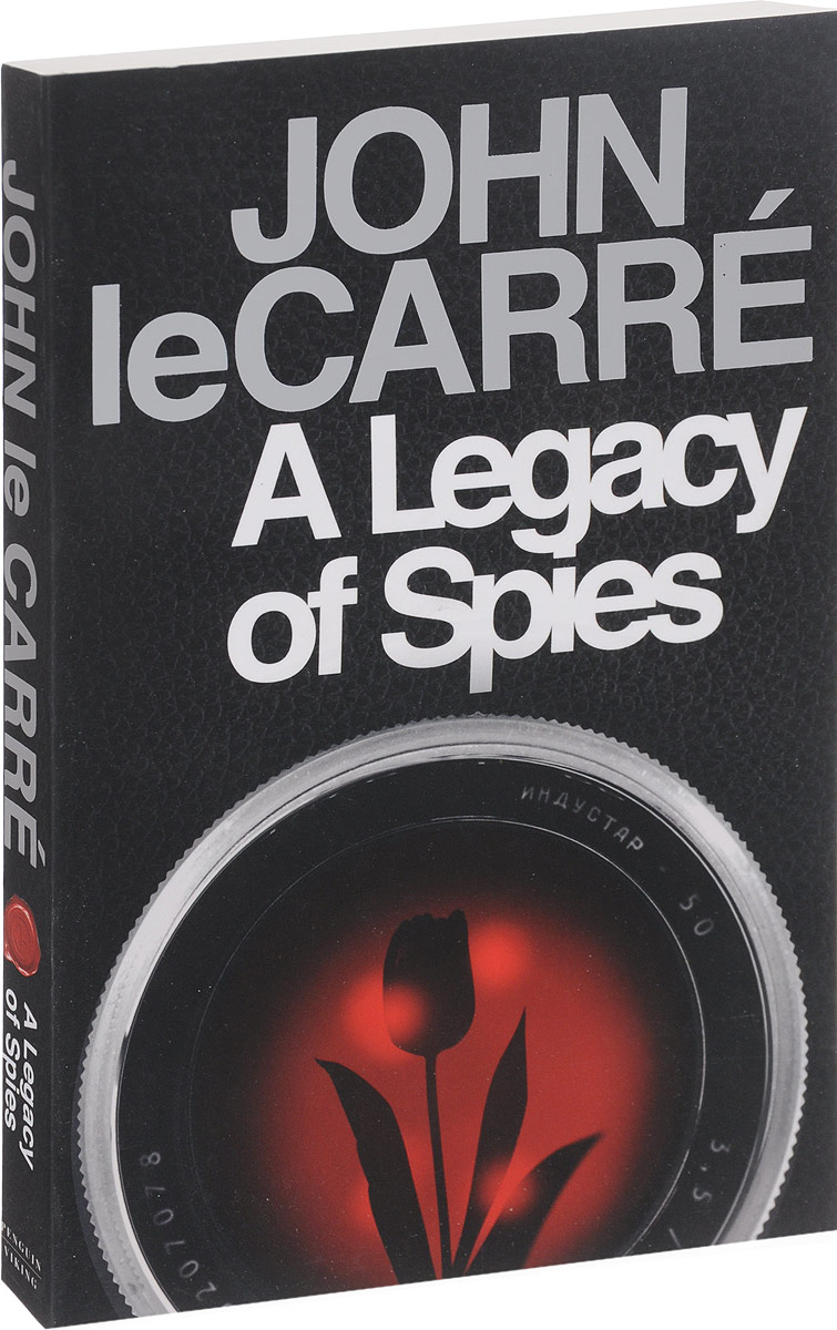 A Legacy of Spies port of spies 4