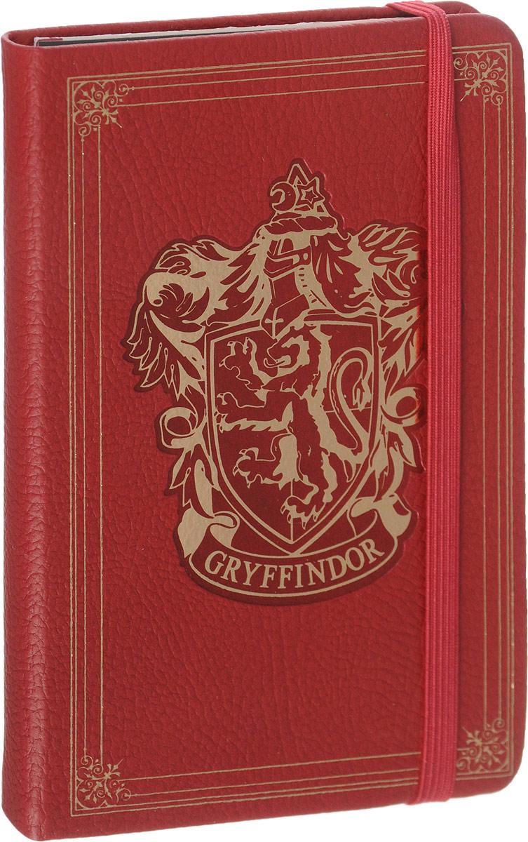 Harry Potter Gryffindor Ruled Pocket Journal