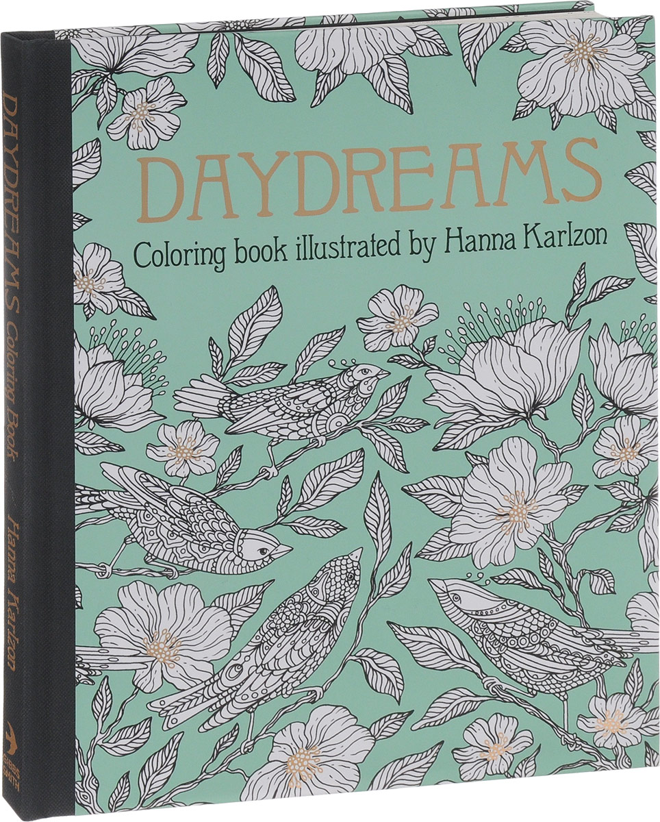 Daydreams: Coloring Book