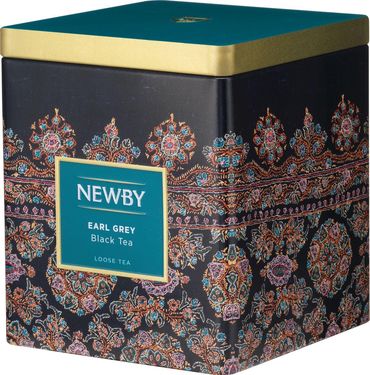 Newby Earl Grey черный листовой чай, 125 г говард пайл twilight land