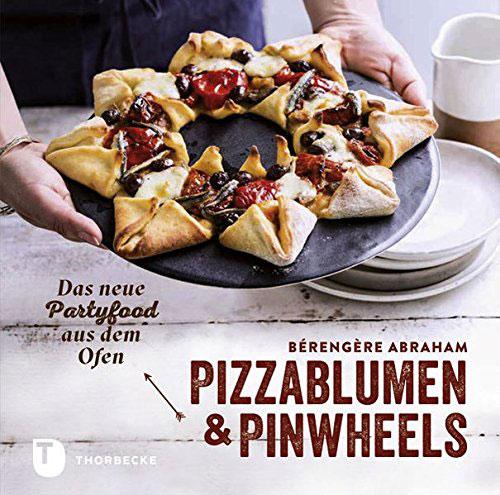 Pizzablumen und Pinwheels: Das neue Partyfood aus dem Ofen ensel und krete ein marchen aus zamonien