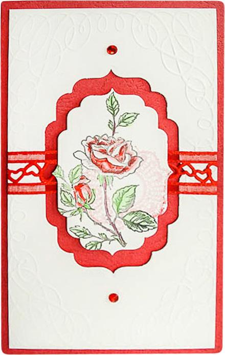Конверт-открытка Студия Тетя роза Роза. ОЖ-0073ОЖ-0073