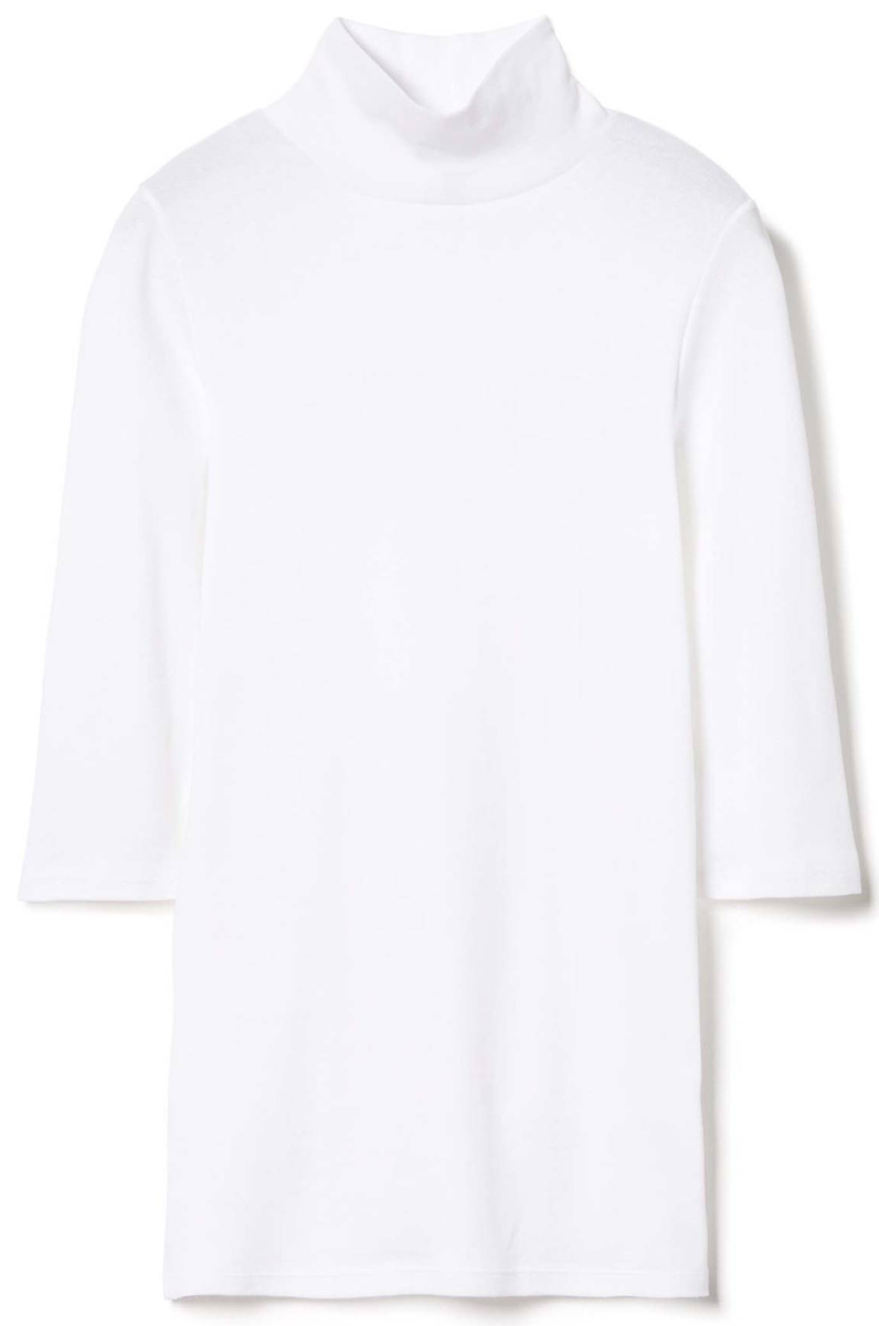 Джемпер женский United Colors of Benetton, цвет: белый. 3GA2E2069_101. Размер S (42/44)3GA2E2069_101Оригинальный женский джемпер United Colors of Benetton, изготовленный из высококачественного материала, мягкий и приятный на ощупь, не сковывает движений и обеспечивает наибольший комфорт.Этот джемпер послужит отличным дополнением к вашему гардеробу. В нем вы всегда будете чувствовать себя уютно и комфортно в прохладную погоду.