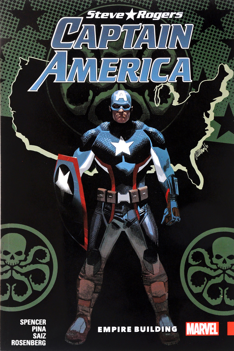 Captain America: Steve Rogers Volume 3: Empire Building