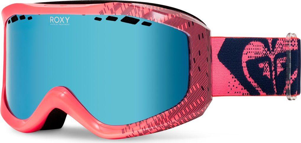 Сноубордическая маска Roxy Sunset, цвет: коралловыйERJTG03047-NKN8Линза: антифоговая обработка (не дает запотевать изнутри) + двойная цилиндрическая линза + ударопрочная линза с нулевым искажением обзора + внешняя поликарбонатная и внутренняя хромированная линзыОправа: полиуретановаяКомфорт: хороший воздухообмен за счет перфораций + подкладка из пены и теплого флисаФильтр: 3D-сетка + маска продается с установленной линзой с универсальным зеркальным фильтром и сменной линзой с желтым фильтром для непогоды и плохой видимости в комплектеЗащита от УФ: 100%-ая защита от УФ излученияСостав: 100% пластик