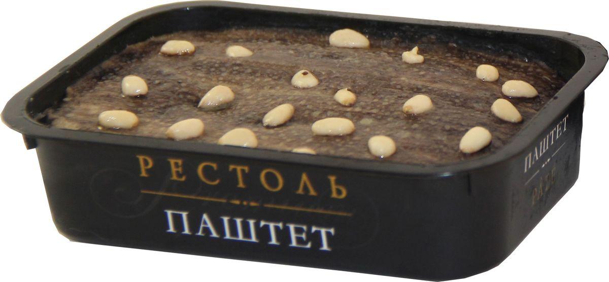 Рестоль Паштет Трюфель, 160 г setra паштет куриный 100 г
