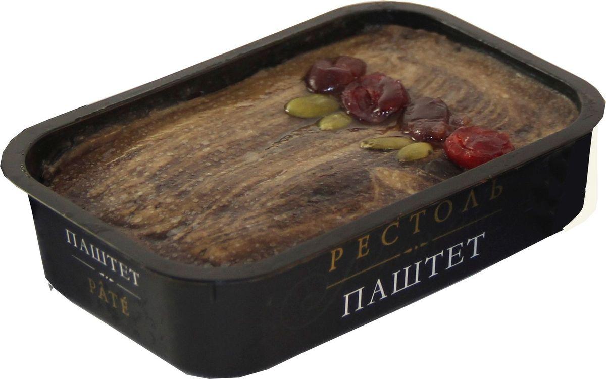 Рестоль Паштет Датский, 160 г setra паштет куриный 100 г