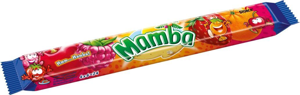 Mamba Жевательная конфета, 106 г мамба букет из калл