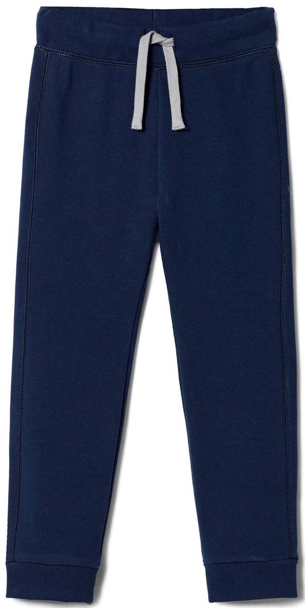 Брюки для мальчика United Colors of Benetton, цвет: синий. 3JD7I0449_13C. Размер 1503JD7I0449_13CСтильные брюки для мальчика идеально подойдут вашему ребенку для отдыха и прогулок. Изготовленные из качественного материала, они необычайно мягкие и приятные на ощупь, не сковывают движения и позволяют коже дышать, не раздражают даже самую нежную и чувствительную кожу ребенка, обеспечивая ему наибольший комфорт.