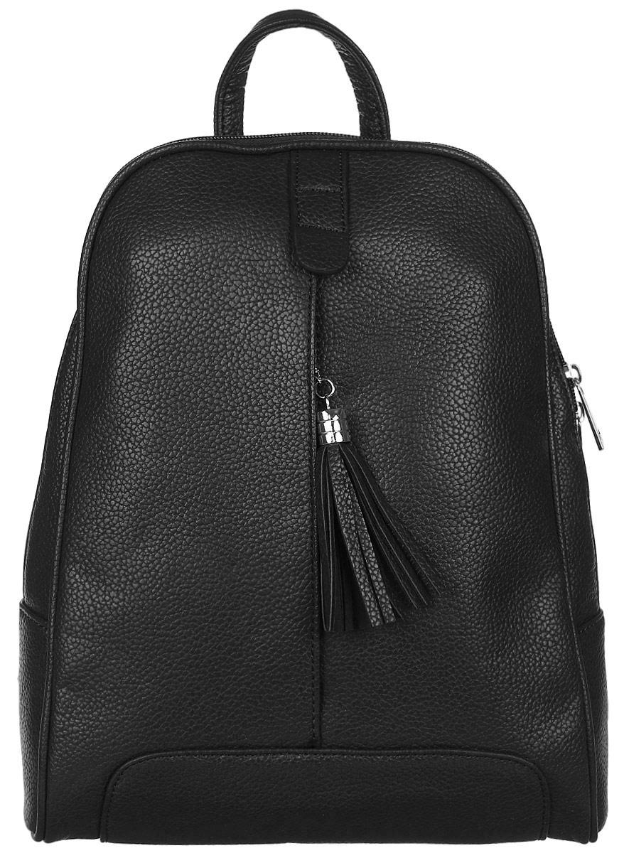 Рюкзак женский DDA, цвет: черный. DDA LB-2038BK цена