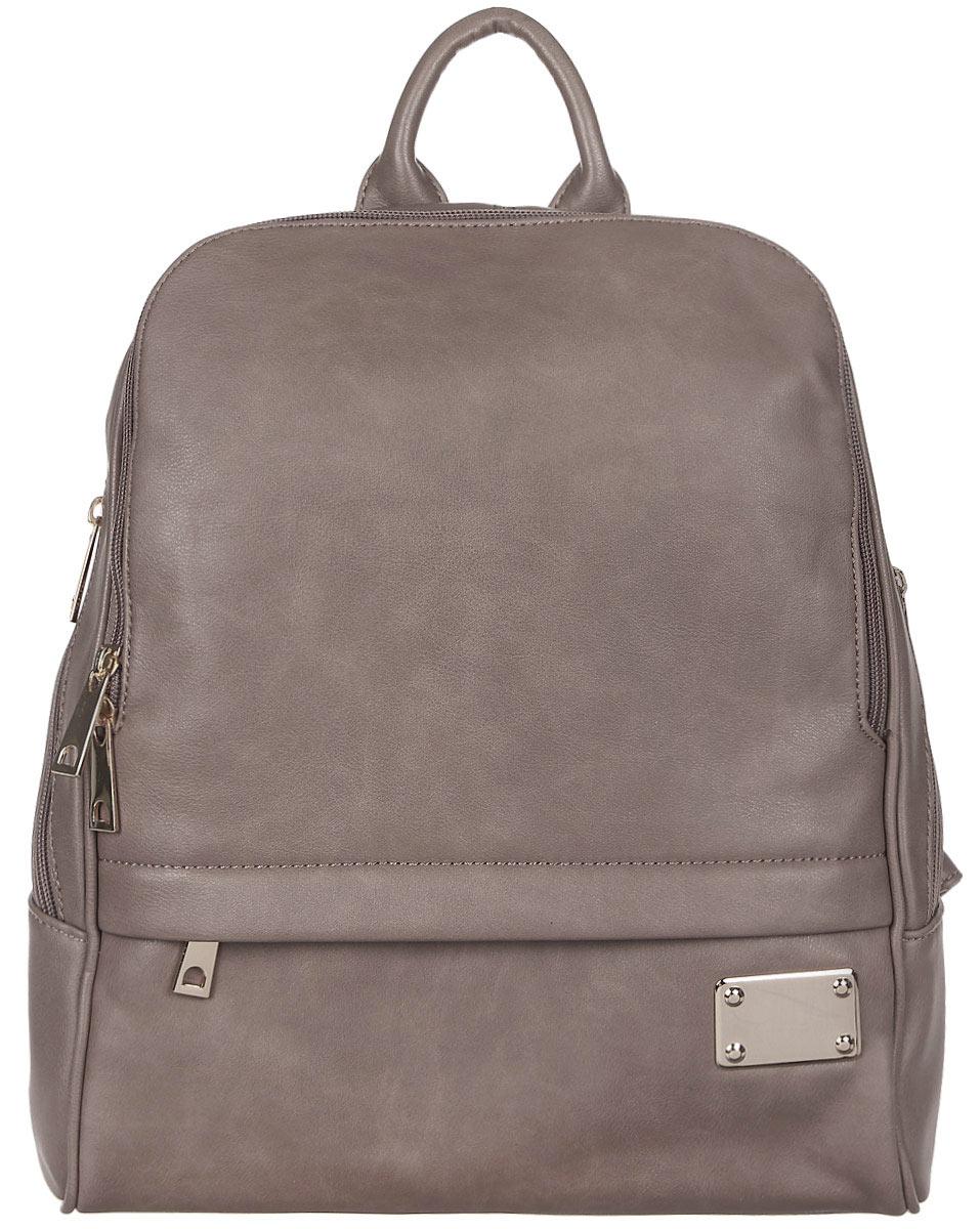 Рюкзак женский DDA, цвет: темно-розовый.  LB-2030DP