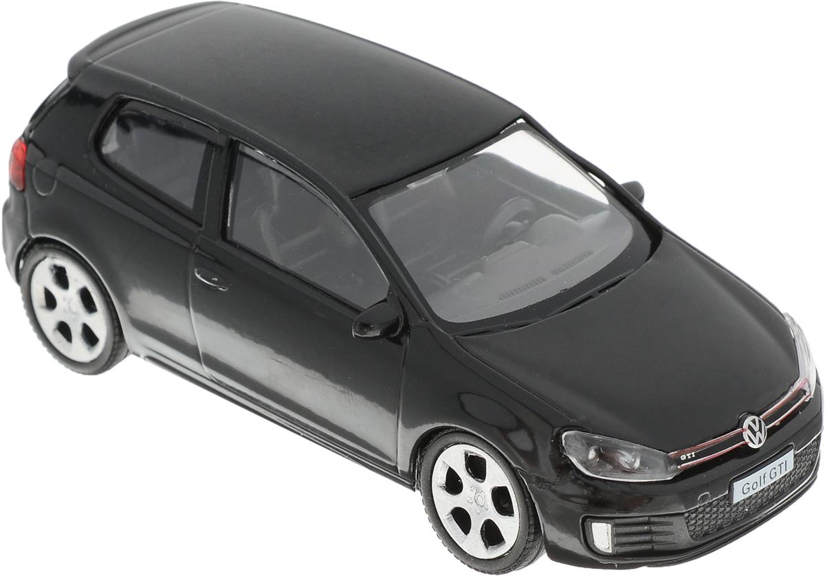 Autotime Модель автомобиля Volkswagen Golf GTI цвет черный autotime collection 11446 уаз 31514 вдв