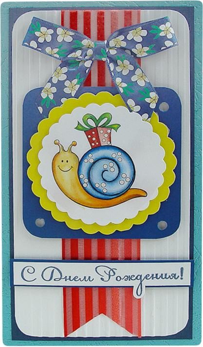 Конверт-открытка Студия Тетя роза Улитка. ОД-0010ОД-0010
