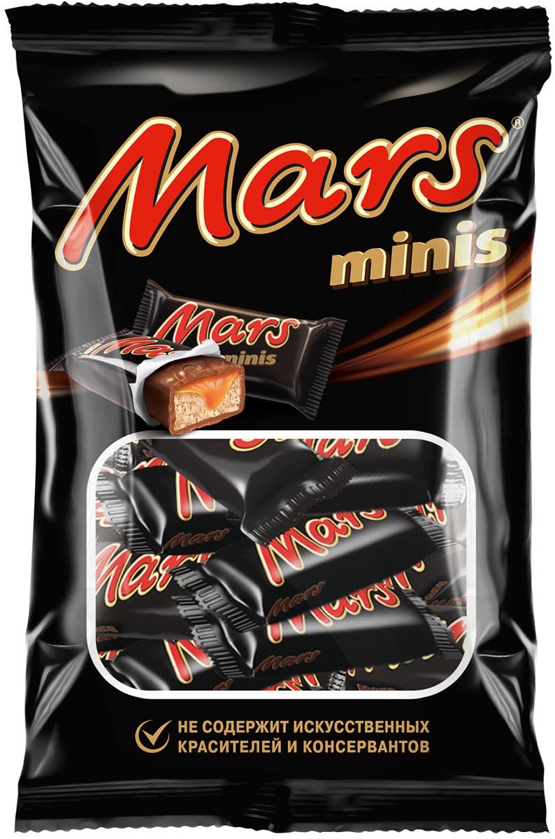 Mars minis шоколадные батончики, 182 г купить стол mars