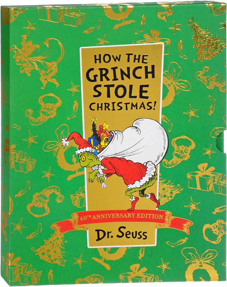How The Grinch Stole Christmas! bodies the whole blood pumping story