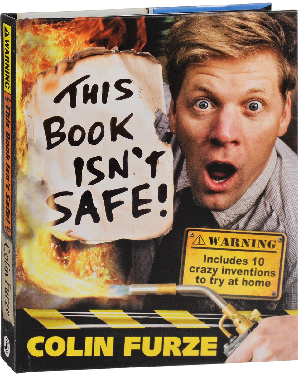 This Book Isn't Safe! цена