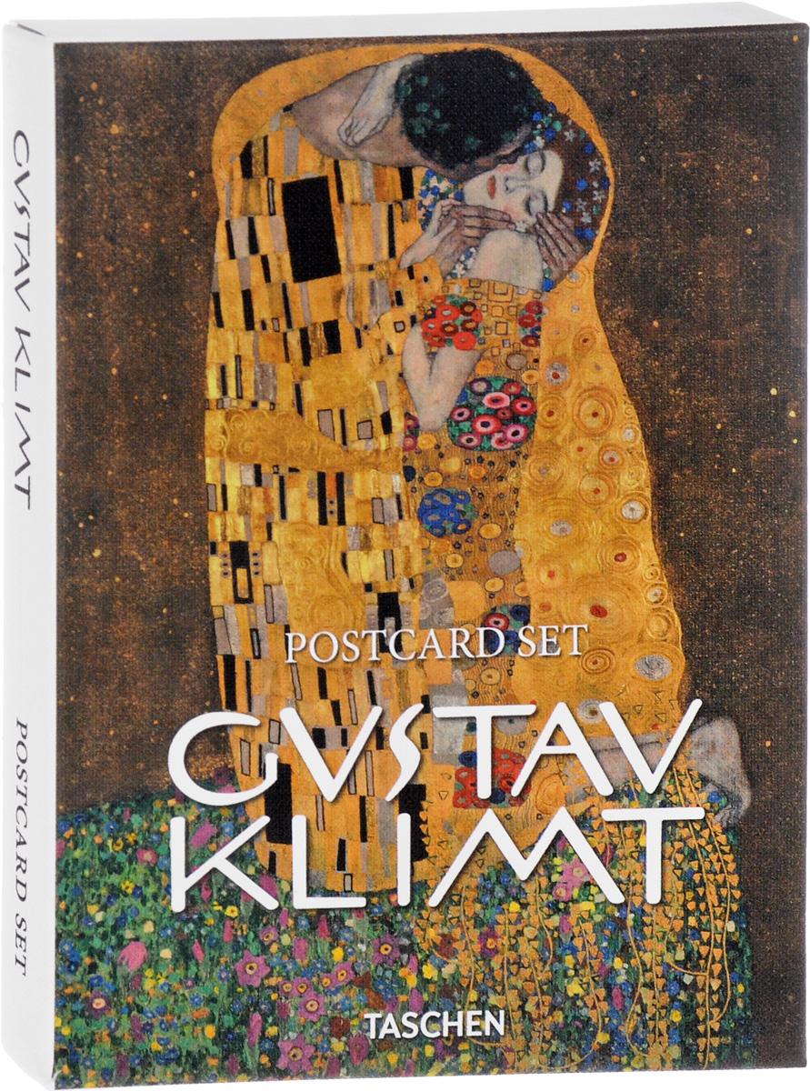 Gustav Klimt. Postcards Set (набор из 25 открыток) the gustav sonata