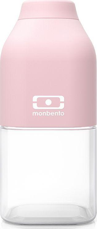 Бутылка для воды Monbento Positive, цвет: личи, 330 мл monbento бутылка mb positive s 0 33 л зеленая 6х13 7 см
