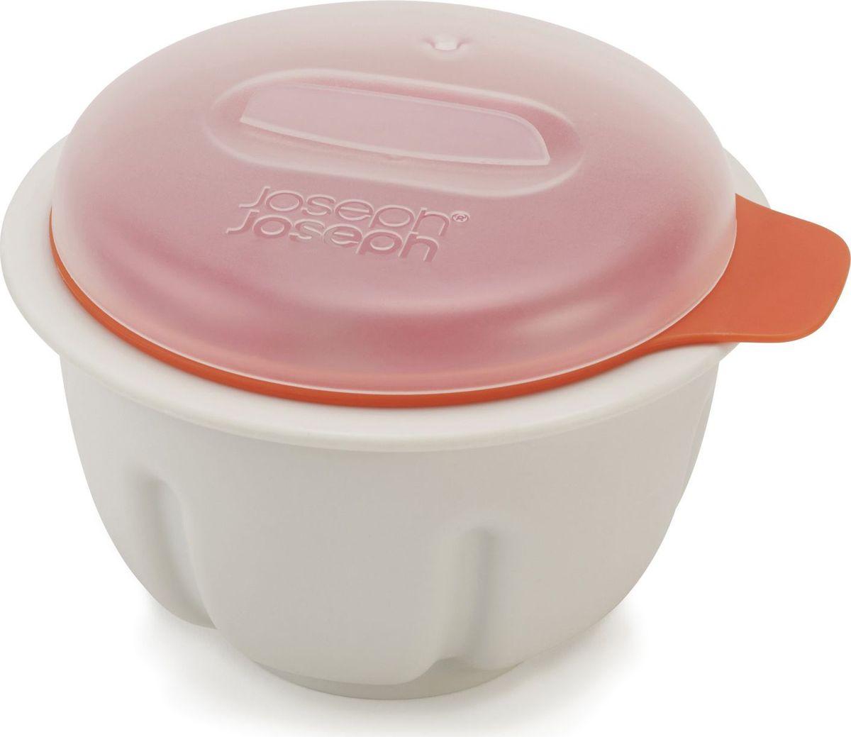 Форма Joseph Joseph M-Cuisine Update, для приготовления яица пашот в СВЧ, цвет: белый45019Шеф-повара знают, что хороший завтрак задает тон всему дню, поэтому к его приготовлению стоит подойти со всей серьёзностью. Одним из самых изысканных и любимых блюд по всему миру по праву считаются яйца-пашот. Дизайнеры Joseph решили максимально упростить приготовление этого блюда в домашних условиях и создали форму M-Cuisine.Благодаря этой форме можно всего за пару минут приготовить яйца-пашот с идеальной текстурой и насыщенным вкусом в микроволновой печи. Для приготовления понадобится лишь вода и специи по вкусу.В комплект также входит: - Мини-дуршлаг для простоты сервировки - Крышка, удерживающая брызги - Подробная инструкция по приготовлению