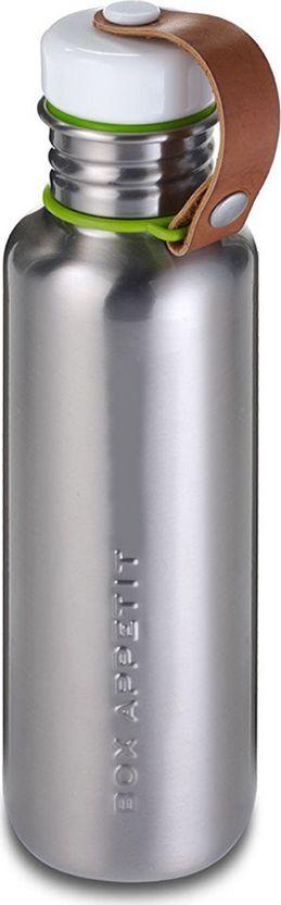 Фляга Black+Blum Water Bottle Large, цвет: стальной, лайм, 750 млBAM-WB-L001Фляга является аксессуаром из линейки бренда black + blum, специально разработанной с учётом всех требований к контейнерам и переносной посуде. Бутылка обладает практичностью, прочностью и высокой функциональностью. Её внешний вид вдохновлён винтажной посудой из эмали и имеет всегда актуальную ноту ретро в современном прочтении. Фляга оснащена удобным ремешком из искусственной кожи. Объем - 750 мл.
