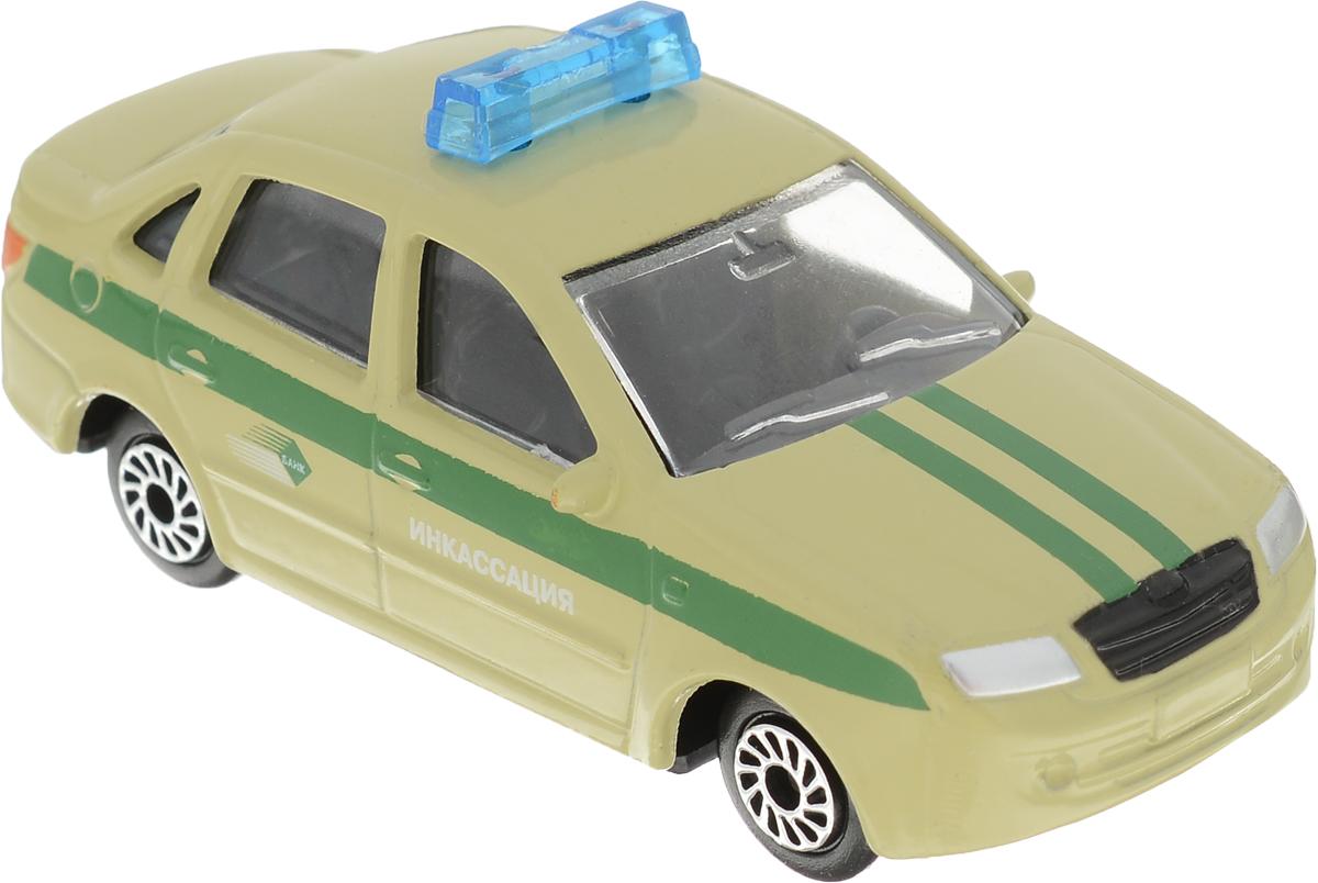 ТехноПарк Автомобиль Lada Granta Инкассация машинки autotime машина lada granta армейская