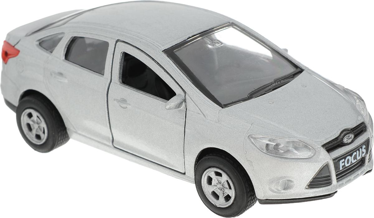 ТехноПарк Модель автомобиля Ford Focus цвет серебристый autotime модель автомобиля ford focus cпорт