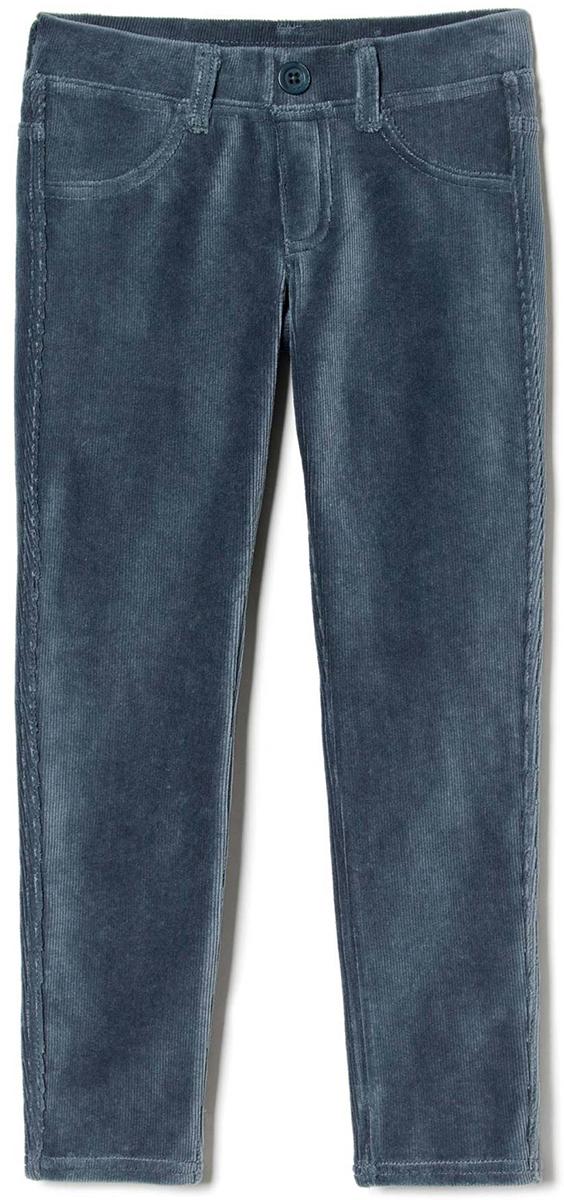 Брюки для девочек United Colors of Benetton, цвет: серый. 4DZB576L0_10N. Размер 1704DZB576L0_10N