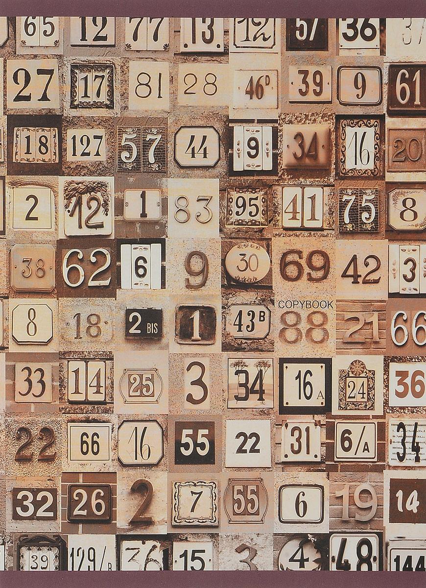 Канц-Эксмо Тетрадь Магия чисел 48 листов в клетку цвет коричневыйТКЛ485389_коричневыйТетрадь Канц-Эксмо Магия чисел формат А5, 48 листов в клетку. Крепление - скрепка. Обложка: мелованный картон, матовая ламинация, выборочный лак. Внутренний блок: бумага офсетная 60 г/м2.