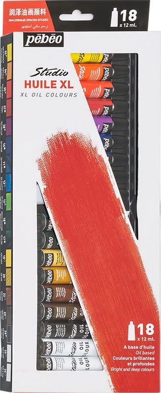 Pebeo Краска масляная набор XL 18 цветов 668110 12 мл668110Состав: 18 цветов по 12 мл Современная тонко тертая масляная краскаИмеет глубокий оттенок и пастозную консистенциюВысыхает в течение 3-6 днейВысокая термо и светостойкостьПодходят для любых техник, для лессировок и для пастозной живописиВсе краски смешиваются друг с другомПокрытие лаком через 6-9 месяцев Поверхности: холст, правильно подготовленные картон, дерево, ДВП или ДСПРазбавление: разбавители, масла или медиумы в зависимости от искомого результата Очистка инструментов: нефтяное масло