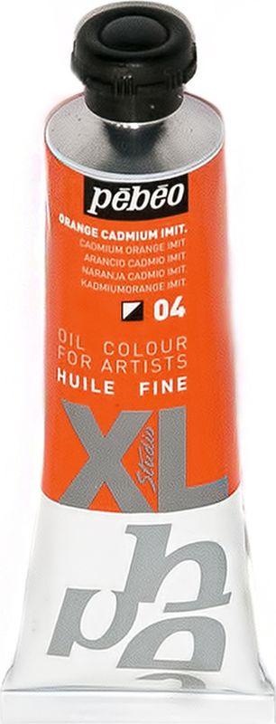 Pebeo Краска масляная XL цвет 937004 кадмий оранжевый 37 мл937004Современная тонко тертая масляная краска, туба 37 мл Имеет глубокий оттенок и пастозную консистенцию Высыхает в течение 3-6 дней Высокая термо и светостойкость Поверхности: холст, правильно подготовленные картон, дерево, ДВП или ДСП Подходят для любых техник, для лессировок и для пастозной живописи Все краски смешиваются друг с другом Покрытие лаком через 6-9 месяцев Разбавление: разбавители, масла или медиумы в зависимости от искомого результата Очистка инструментов: нефтяное масло