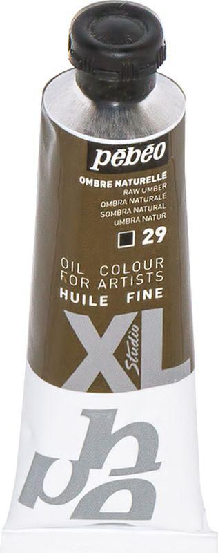 Pebeo Краска масляная XL цвет 937029 умбра натуральная 37 мл937029Современная тонко тертая масляная краска, туба 37 мл Имеет глубокий оттенок и пастозную консистенцию Высыхает в течение 3-6 дней Высокая термо и светостойкость Поверхности: холст, правильно подготовленные картон, дерево, ДВП или ДСП Подходят для любых техник, для лессировок и для пастозной живописи Все краски смешиваются друг с другом Покрытие лаком через 6-9 месяцев Разбавление: разбавители, масла или медиумы в зависимости от искомого результата Очистка инструментов: нефтяное масло